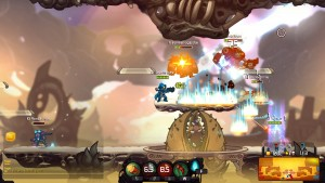 Awesomenauts Assemble is Heading to Xbox One