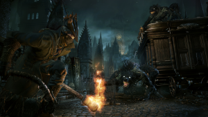 New Details and Gameplay Screenshots for Bloodborne have Emerged
