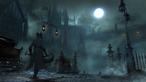A Trailer for Bloodborne, From Software's new PS4 Game, is Leaked