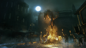 Here's the First Gameplay for Bloodborne from E3 2014