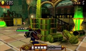 Check Out Code Name: S.T.E.A.M., Miyamoto's Steampunk SRPG, in Action