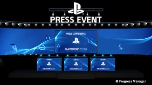Sony has Released a E3 2014 App on Playstation 4