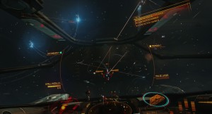 Your Expensive Ticket to the Elite: Dangerous Beta is Now Available