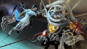 Enjoy Twelve Minutes of Freedom Wars on PS Vita