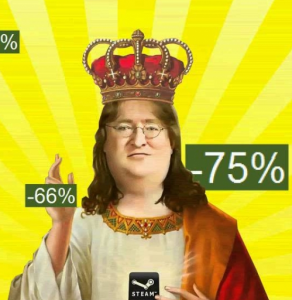 Steam Summer Sale Competition is Being Rigged