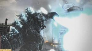 Here's the First Look at Godzilla on Playstation 3