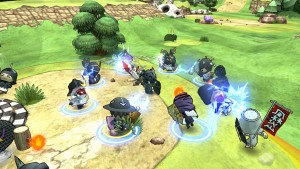 Happy Wars is Brawling to Xbox One