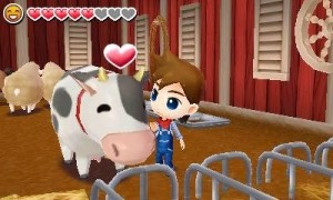 Harvest Moon: The Lost Valley E3 2014 Hands-on Preview – Just Like Minecraft?