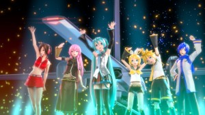 Hatsune Miku: Project Diva F 2nd E3 2014 Hands-on Preview