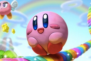 From Yarn to Clay in Kirby's Rainbow Curse