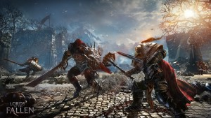 Is Lords of the Fallen Bandai Namco's Other Dark Souls Game?