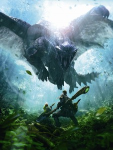The First English Trailer for Monster Hunter 4 Ultimate has Arrived