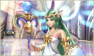 Palutena Confirmed for Smash Bros.