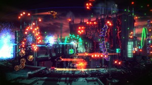 "Resogun ""Heroes"" Downloadable Content is Revealed for PS4"