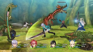 Shining Resonance's Dragon Protagonist, Rinna, and Fromage are Detailed