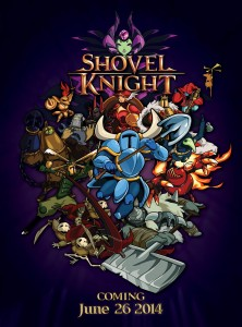 Shovel Knight is Finally Arriving Later this Month