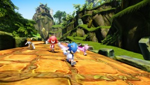 Sonic Boom: Shattered Crystal E3 2014 Hands-on Preview