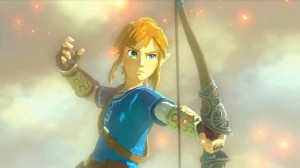 It Turns Out That Really was Link in the Zelda Wii U Trailer