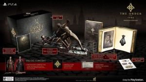 A Pretty Ridiculous Collector's Edition for The Order: 1886 has Surfaced on Amazon