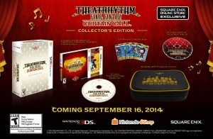 Theatrhythm Final Fantasy: Curtain Call Release Date and Collector's Edition are Revealed