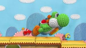 Yoshi's Woolly World Looks Stunning