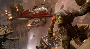 Sneak Around With a Goblin in Styx: Master of Shadows