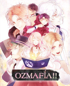 Ladies! Get Wrapped Up in a Mafia Love Triangle in Ozmafia, an Otome Visual Novel