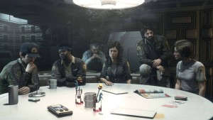 You Can Play as the Original Cast of Alien in Alien: Isolation