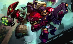 Custom Games and New Characters have Arrived for Awesomenauts Assemble in Patch 1.01