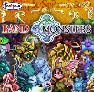 Kemco Monster Taming RPG Band of Monsters is Free, for a Limited Time