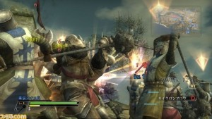 The Struggle Between England and France Returns in Koei Tecmo's Bladestorm: The Hundred Years' War & Nightmare