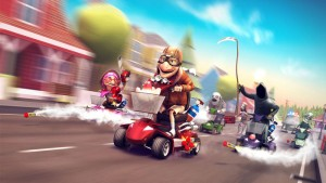 Battle the Cold Grip of Death by Racing in Coffin Dodgers
