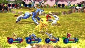 Bandai Namco has Revealed Digimon All-Star Rumble for Playstation 3 and Xbox 360