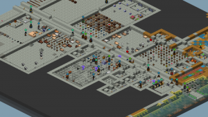 This Mod Finally Gives Dwarf Fortress Real-Time 3D Graphics