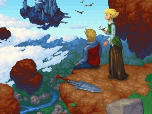 Witness the Rebirth of the Classic RPG in Elysian Shadows, a Retro-Inspired, Current-Gen Experience on Kickstarter