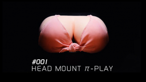 Senran Kagura Producer Reveals Breast-Covered Head-Mounted Display Prototype