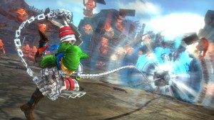Link Unleashes His Ball and Chain Attack in This Hyrule Warriors Trailer