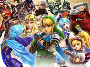 This New Hyrule Warriors Trailer is Probably Going to Blow Your Face Off