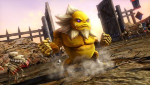 The Bearded Darunia is Kicking Butt in this Hyrule Warriors Trailer