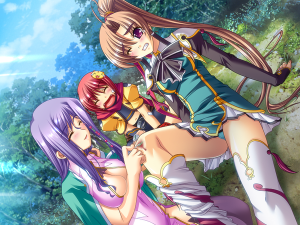 Koihime Musou is Attempting to Heat Things Up in Three Kingdoms China