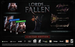 New Trailer and Limited Edition for Lords of the Fallen are Revealed at SDCC 2014