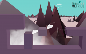 Outsmart Those Infographics in Metrico, Release Date Announced