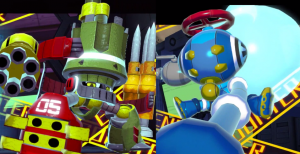 Check Out the Evolving Boss Fights of Mighty No. 9