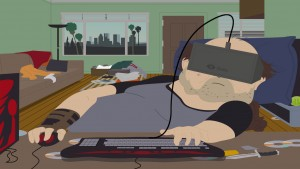 Become a Citizen of South Park in This Oculus Rift Prototype