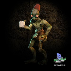 Oddworld: New 'n' Tasty Pre-order Bonuses are Confirmed
