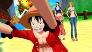One Piece Unlimited World Red on Playstation Vita is Delayed a Week