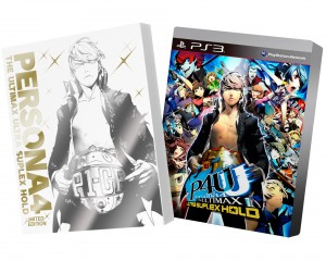 Check Out the Swanky Foil Sleeve for Persona 4 Arena Ultimax