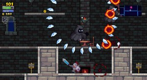 Survive Through Generations with Rogue Legacy on Playstation 3, Vita, Playstation 4