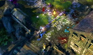 Discover the Fun Behind Co-op in Sacred 3's New Trailer