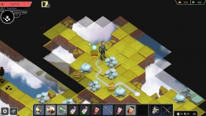 Battle for Survival in Shattered Planet, a Challenging Sci-fi Roguelike